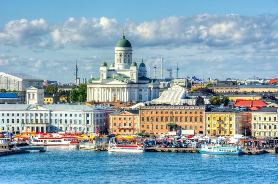 Helsingfors weekend höst 2018