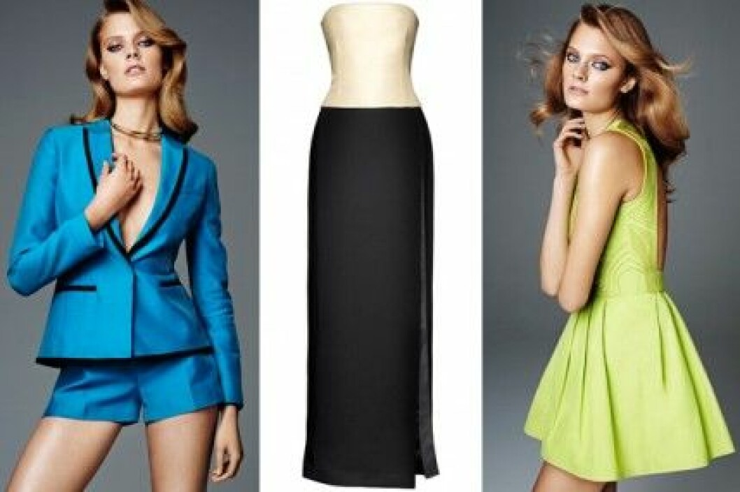 H&M Exclusive Conscious Collection, S/S 2012.