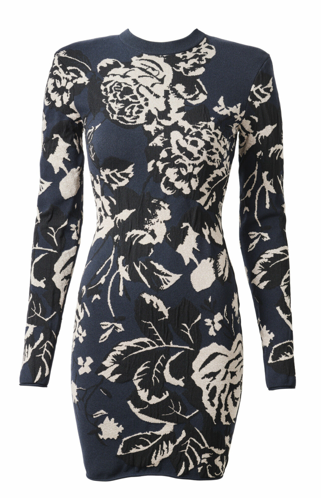 H&M Conscious Exclusive AW19 –stickad klänning