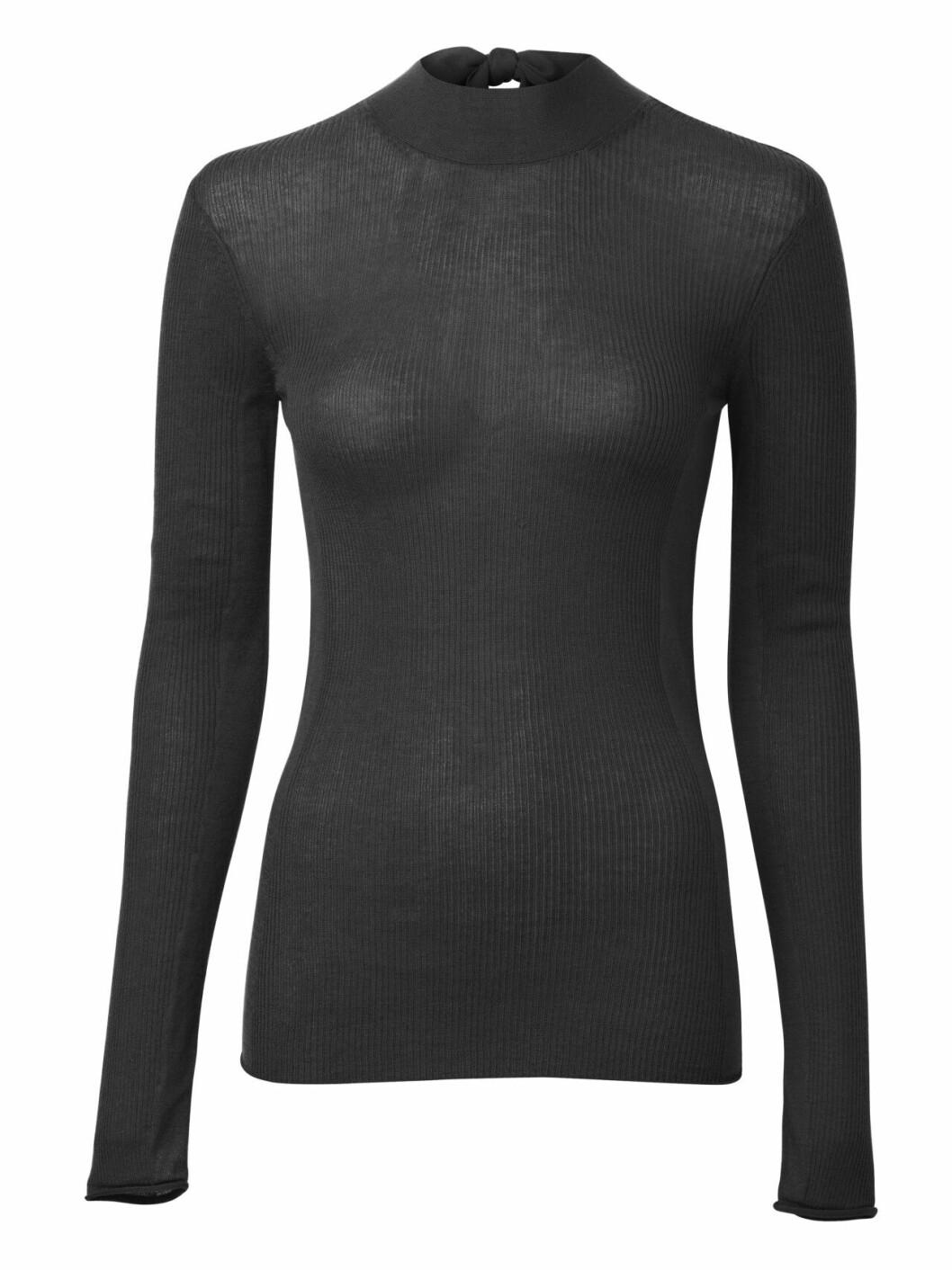 H&M Conscious Exclusive AW19 –svart tröja