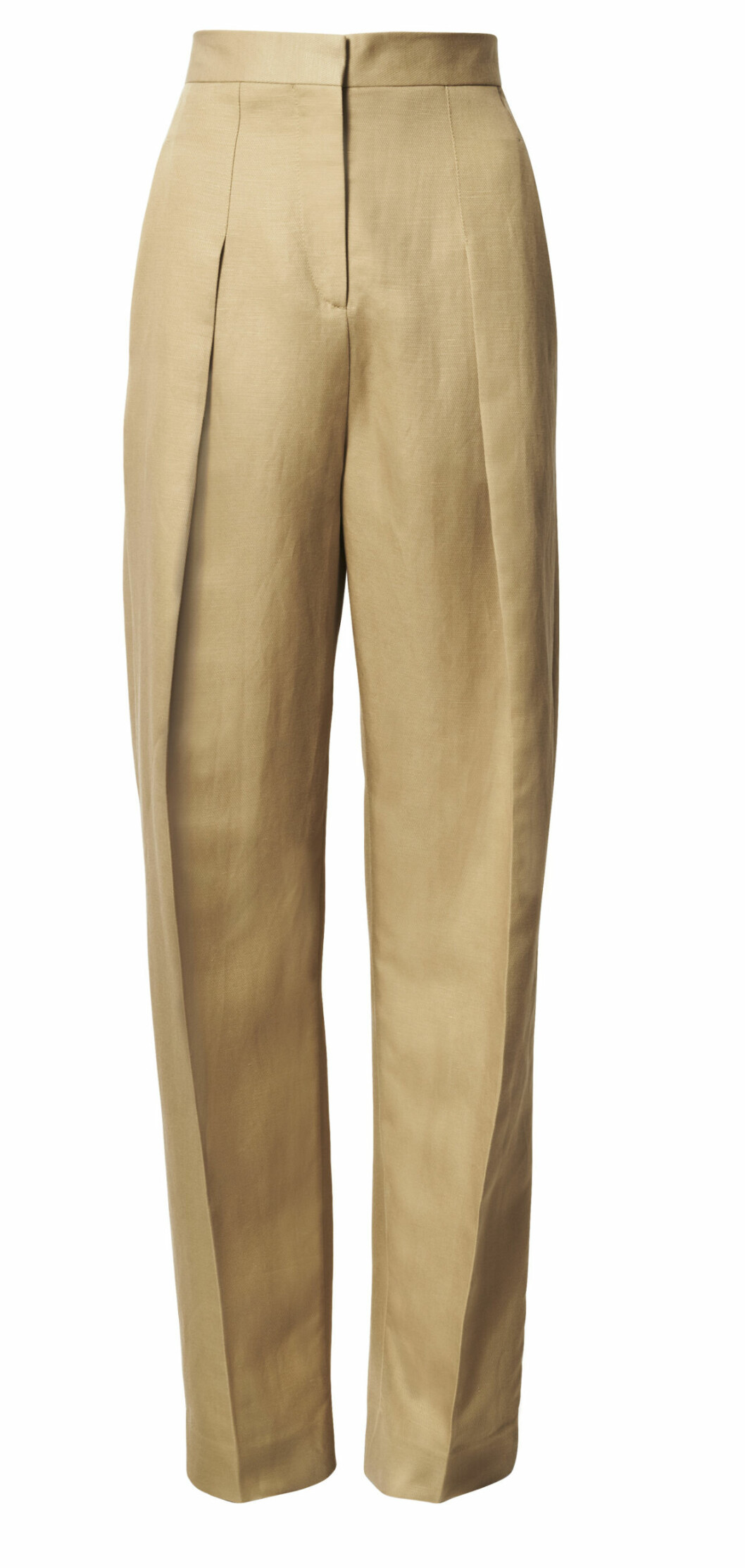 H&M conscious exclusive SS20 – beige byxor