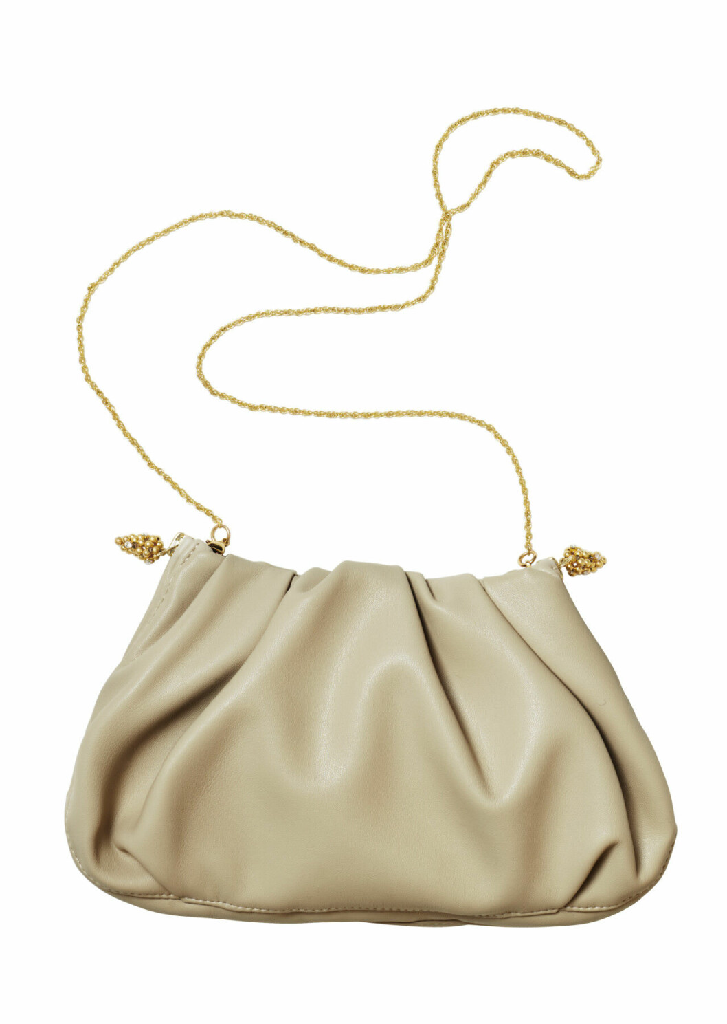 H&M conscious exclusive SS20 – beige väska