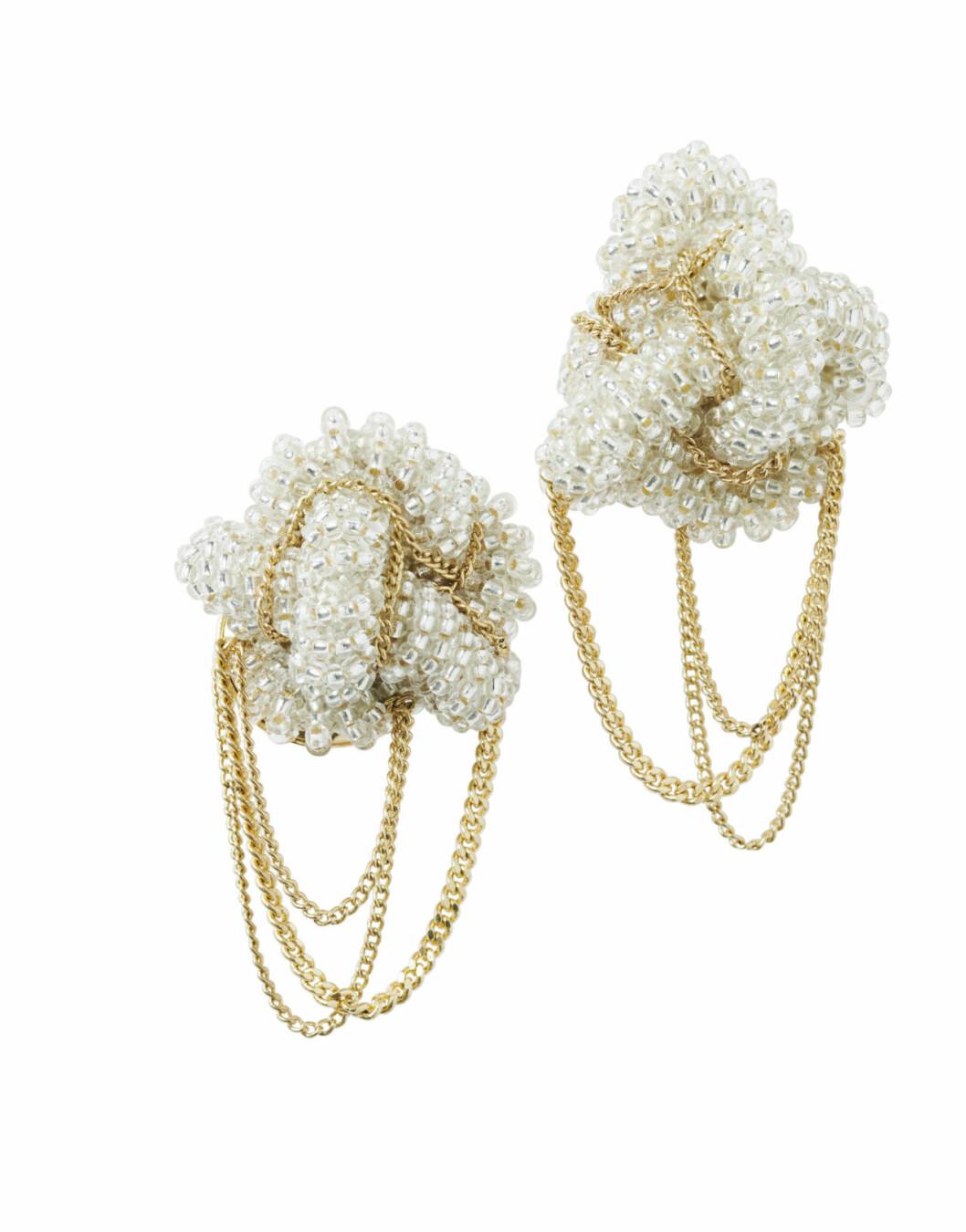 H&M conscious exclusive SS20 – örhängen pärlor