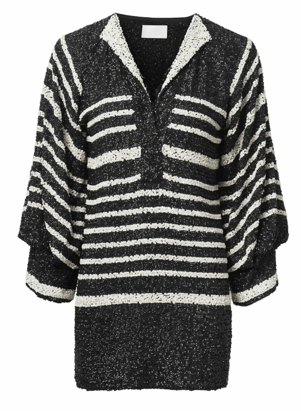 H&M conscious exclusive SS20 – paljettklänning