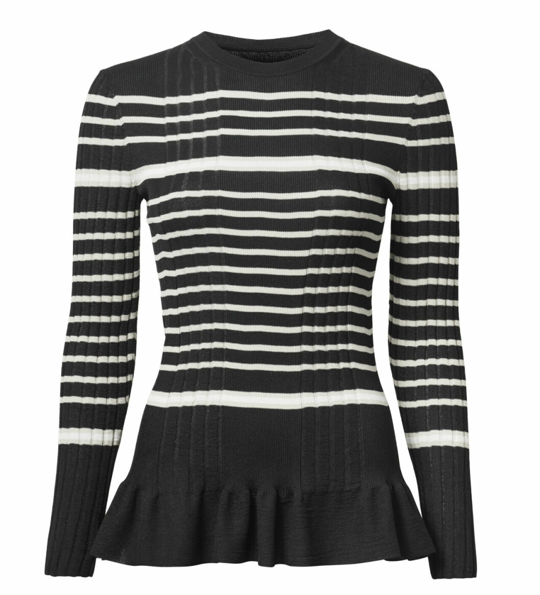 H&M conscious exclusive SS20 – stickad tröja