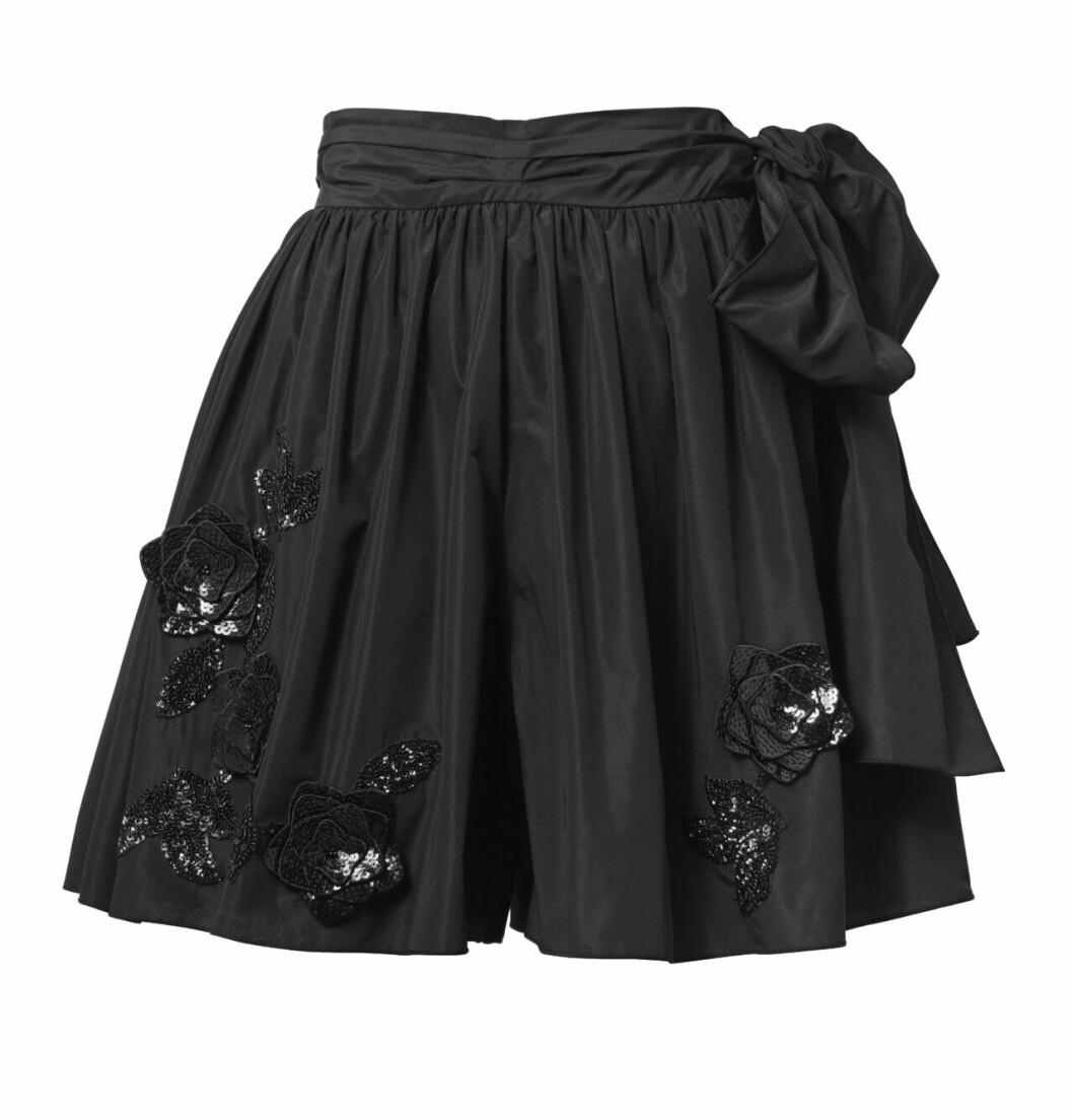 H&M conscious exclusive SS20 – blå kjol