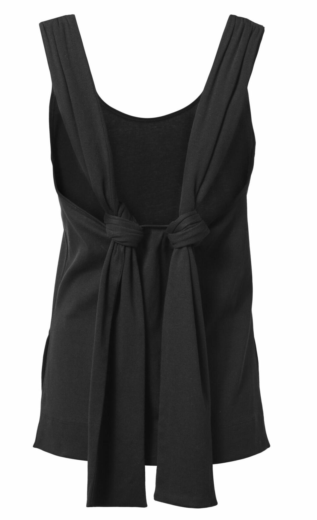 H&M conscious exclusive SS20 – svart linne