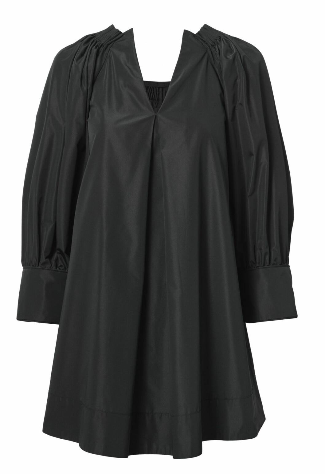 H&M conscious exclusive SS20 – svart tunika