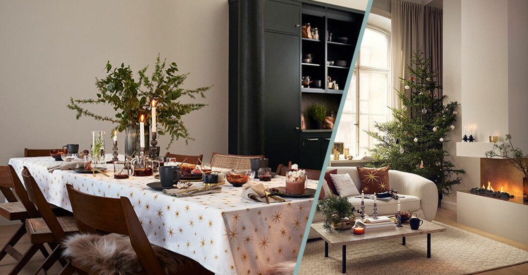 H&M Homes julkollektion
