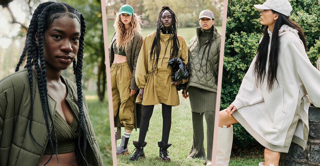 H&M höstkollektion 2021