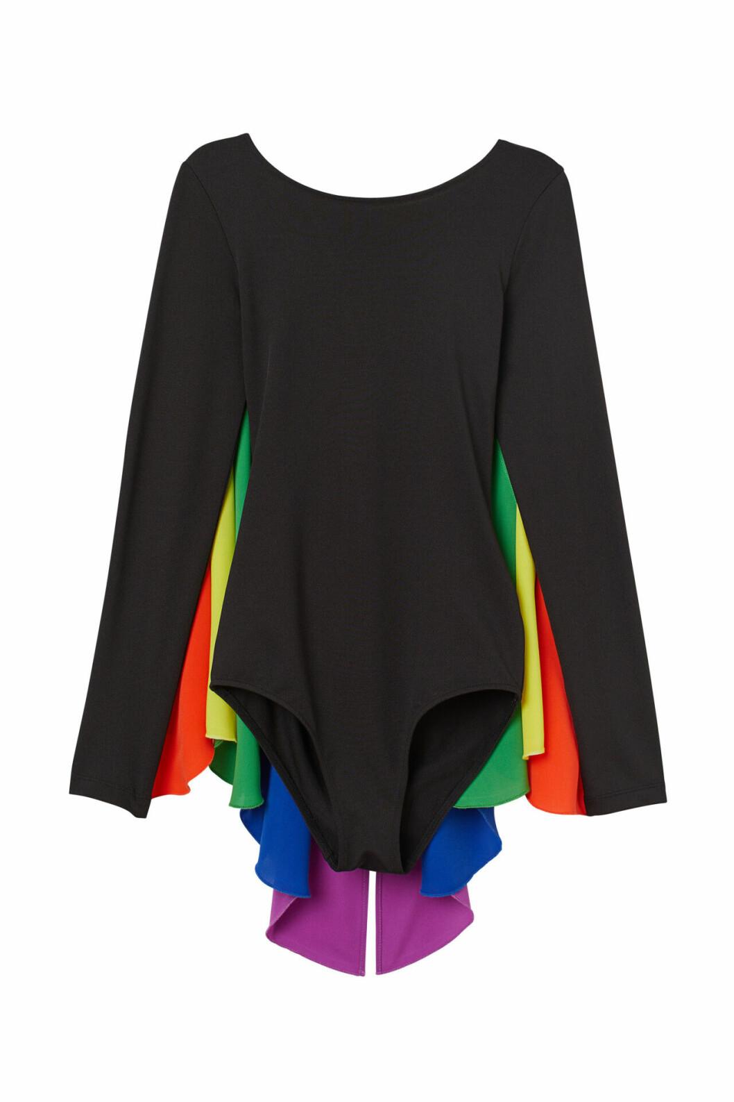 H&M släpper Pridekollektion för 2019 – svart body