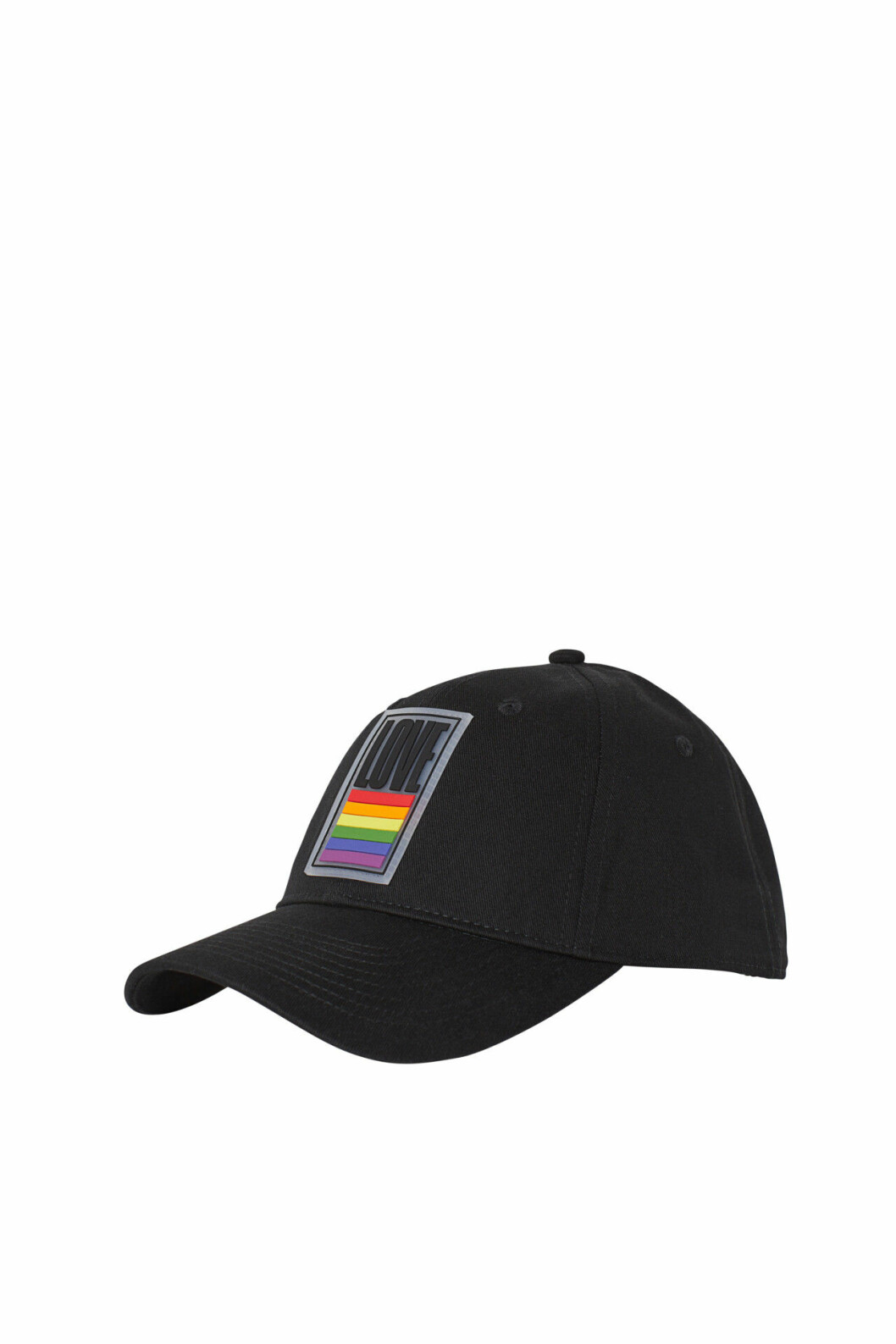 H&M släpper Pridekollektion för 2019 – svart keps