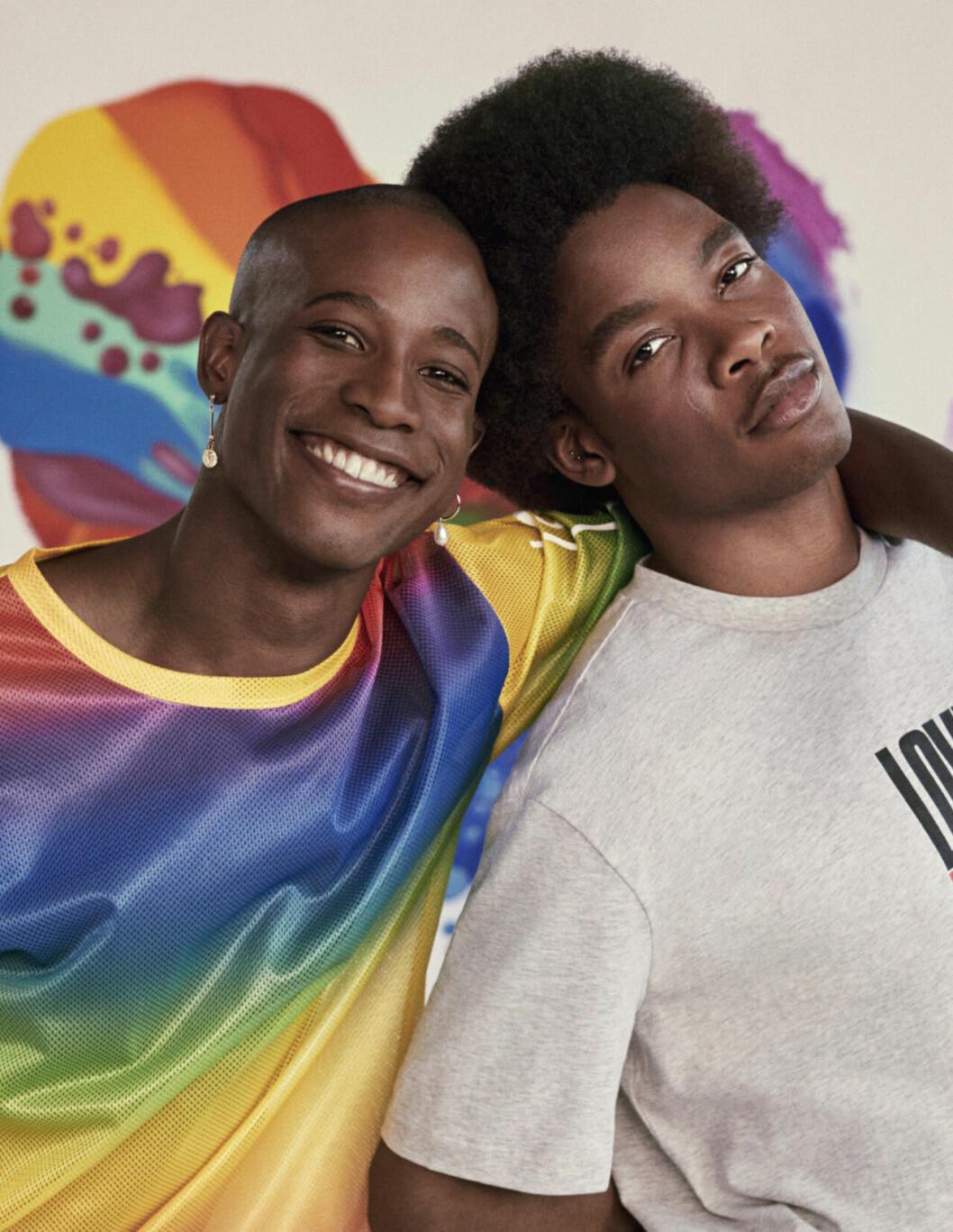 Här köper du H&M:s Pridekollektion 2019