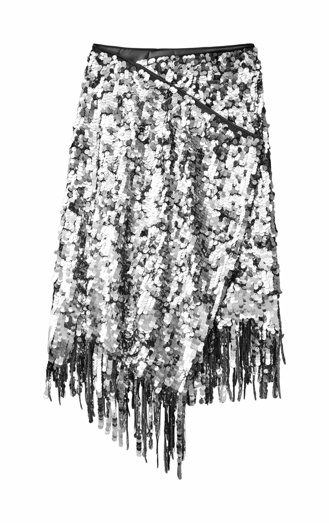 H&M Studio höstkollektion aw 2019 – kjol i strass