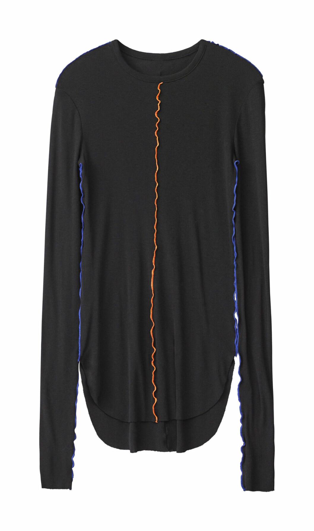 H&M Studio höstkollektion aw 2019 – svart tröja