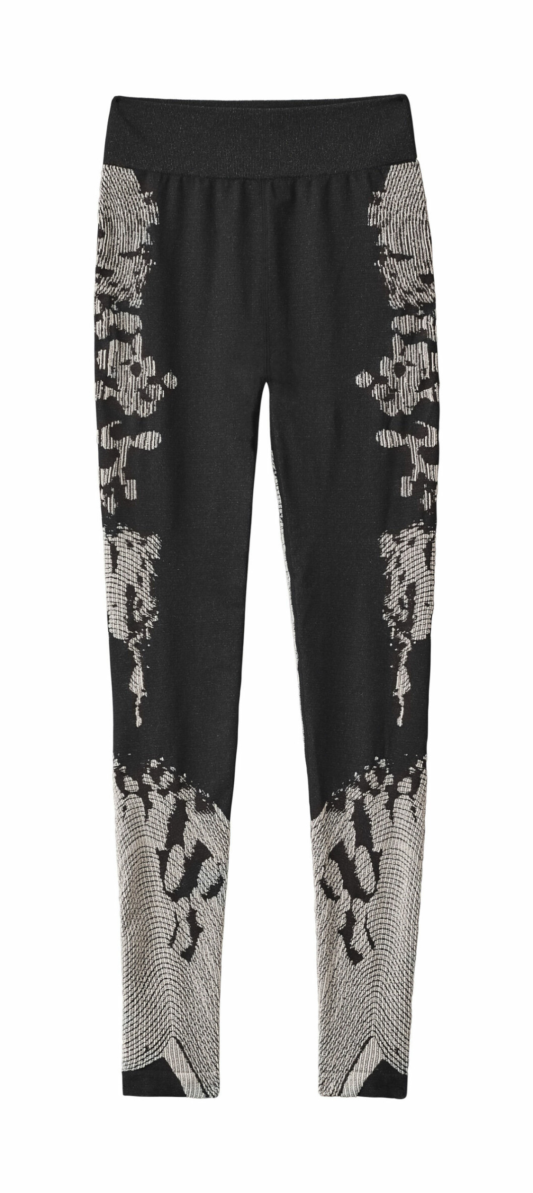 H&M Studio höstkollektion aw 2019 – mönstrade leggings