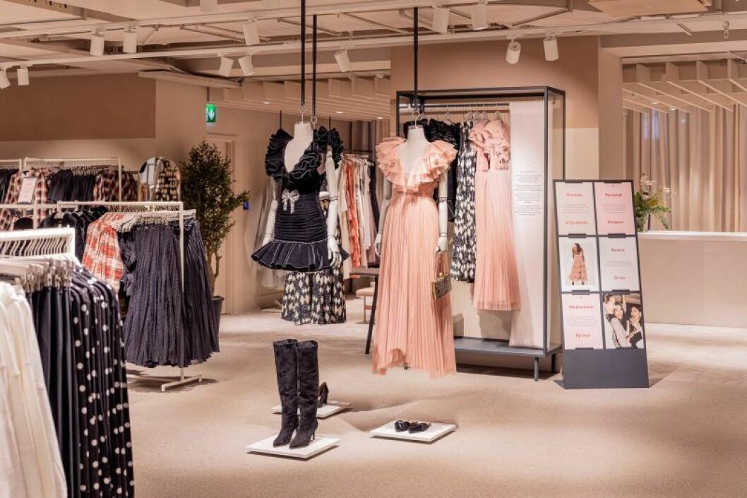 H&M Sergel Torg – bild från butiken