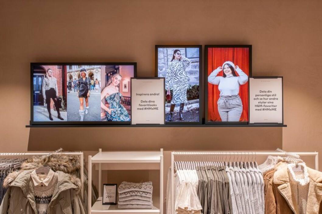 H&M Sergel Torg som öppnar hösten 2019