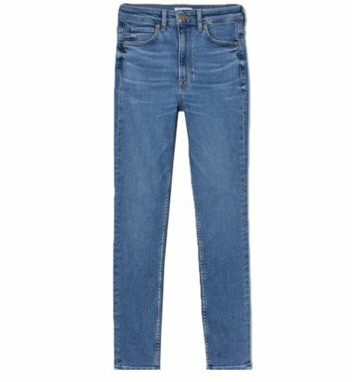 Stretchiga jeans från Lee