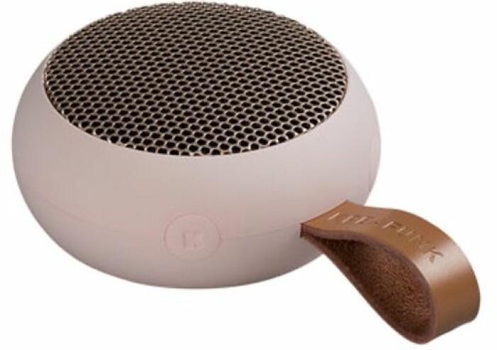 Trådlös liten högtalare med bra ljud