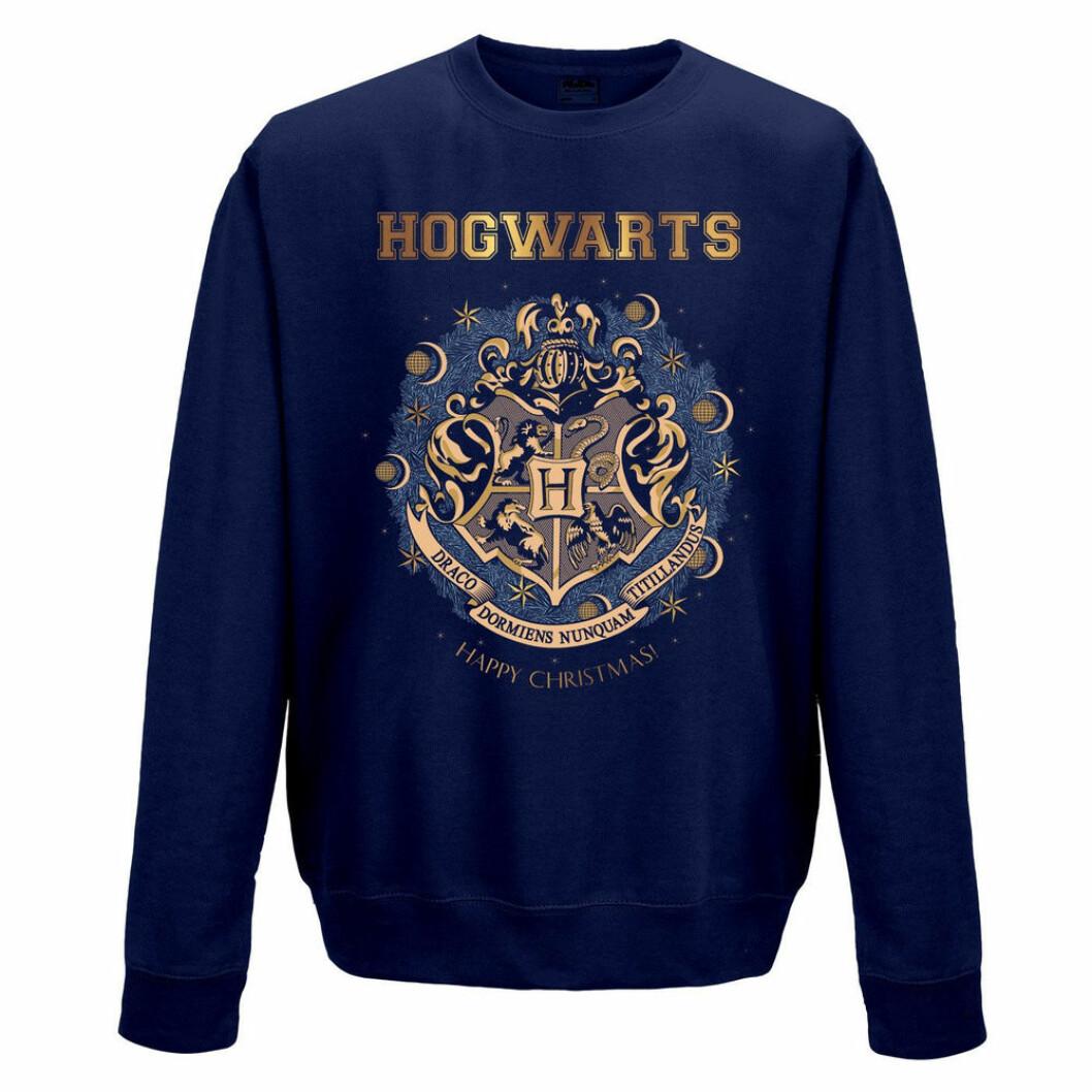 Jultröja från Harry Potter hogwarts