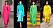 Höstmode 2019 trender: Starka färger och neon