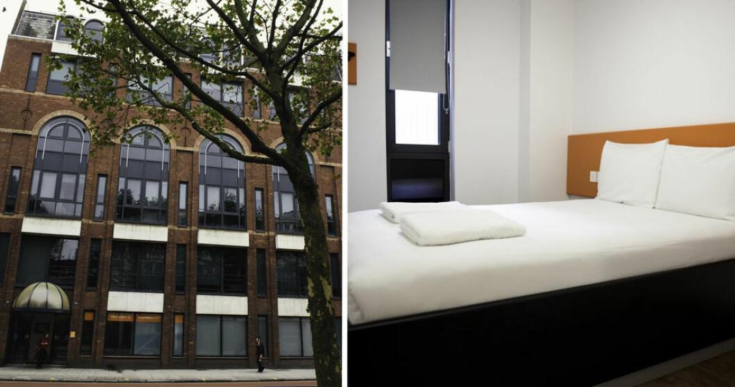 Easy Hotel i centrala London