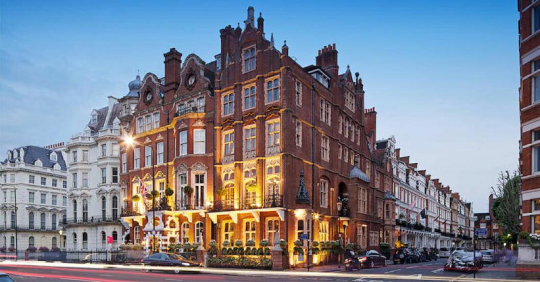 The Milestone Hotel i London