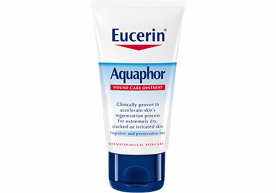 Hudkräm från Eucerin för extra torr hud.