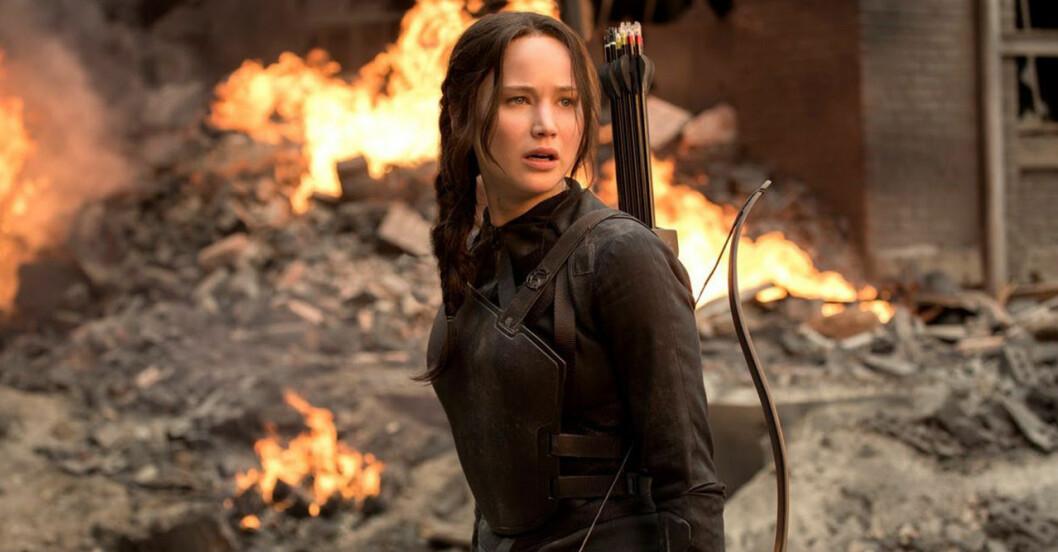 Jennifer Lawrence,The Hunger Games