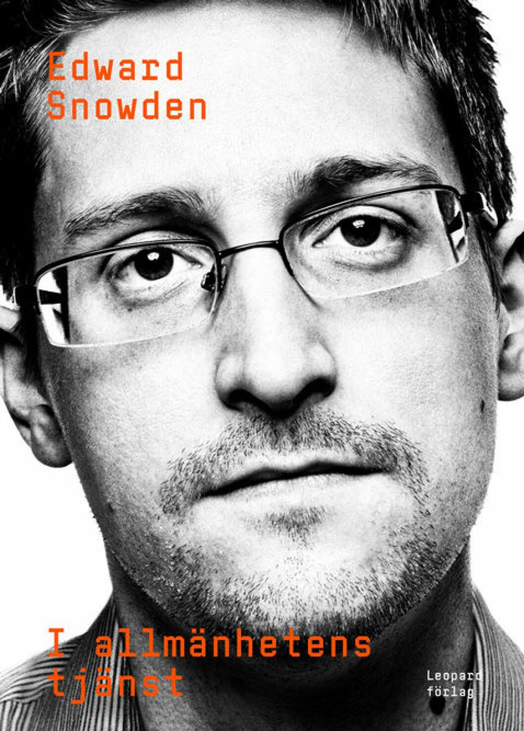 I allmänhetens tjänst av Edward Snowden
