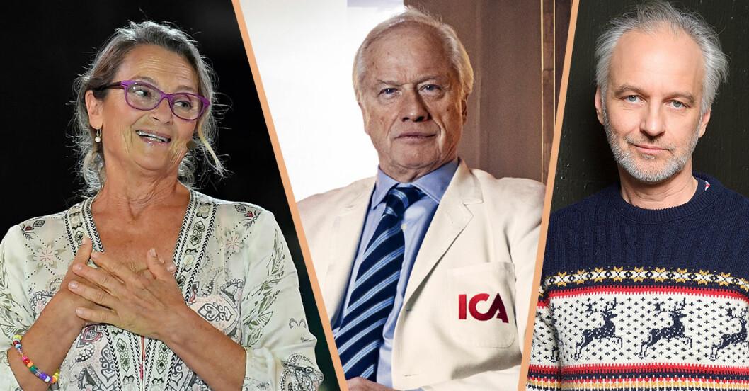 Tar Suzanne Reuter eller Björn Kjellman över som Ica-Stig?