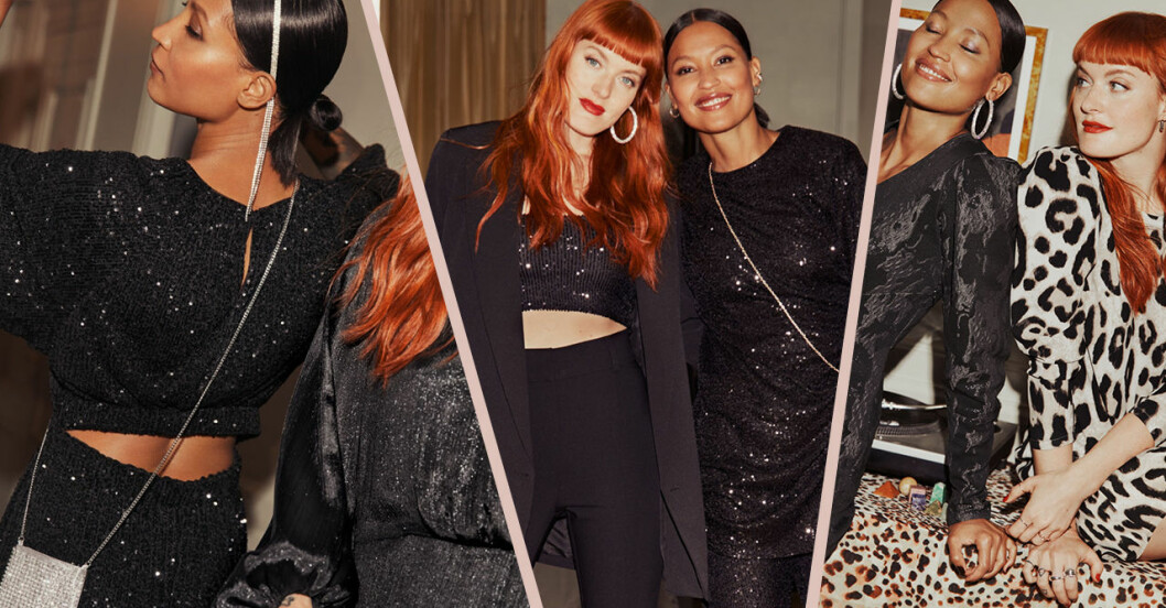 Icona Pop frontar H&Ms kollektion mer hållbart skimmer