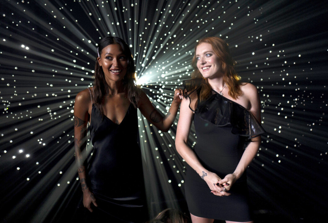 Icona Pop x Gina tricot kollektion