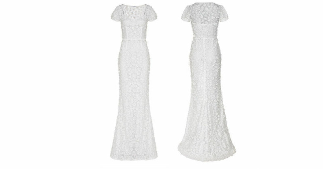 Ida Sjöstedt bröllopsklänning