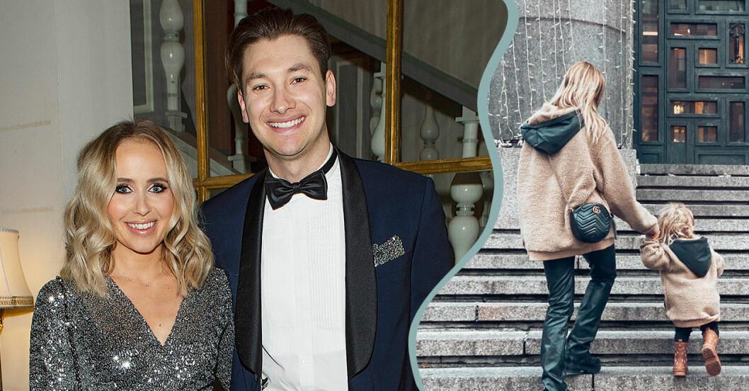 Ida Warg om beslutet med maken Alexander Pärleros: Därför slutar vi visa vår son Elvis