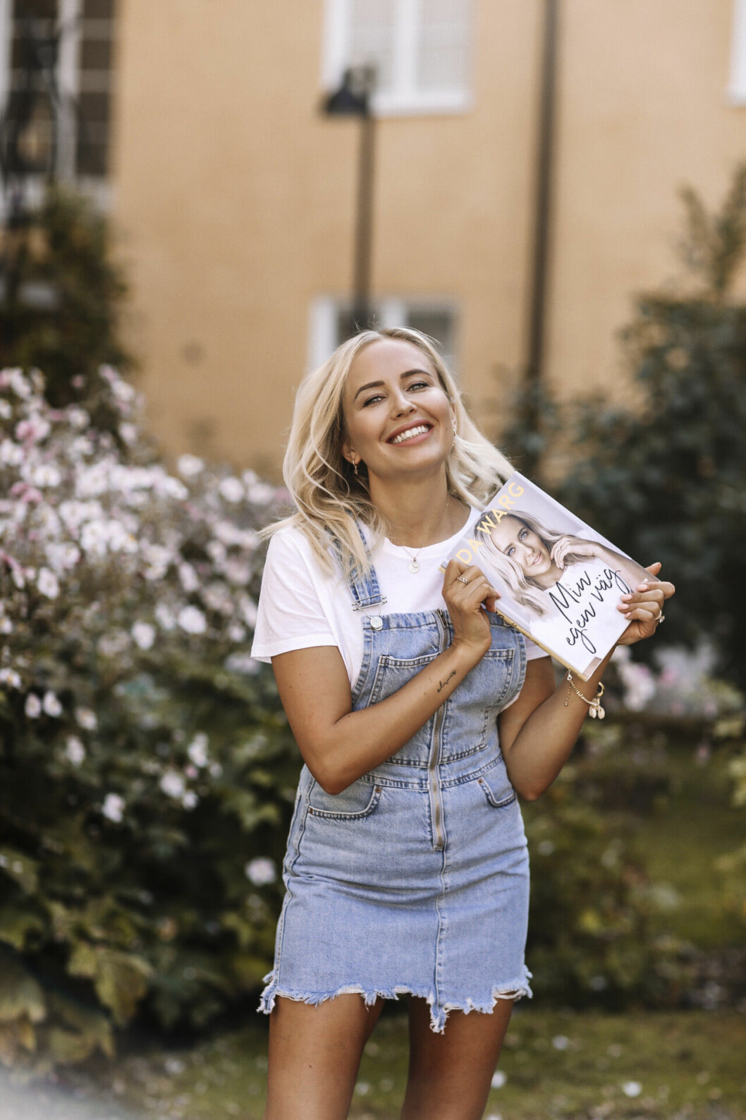 """Ida Warg släpper boken """"Min egen väg"""""""
