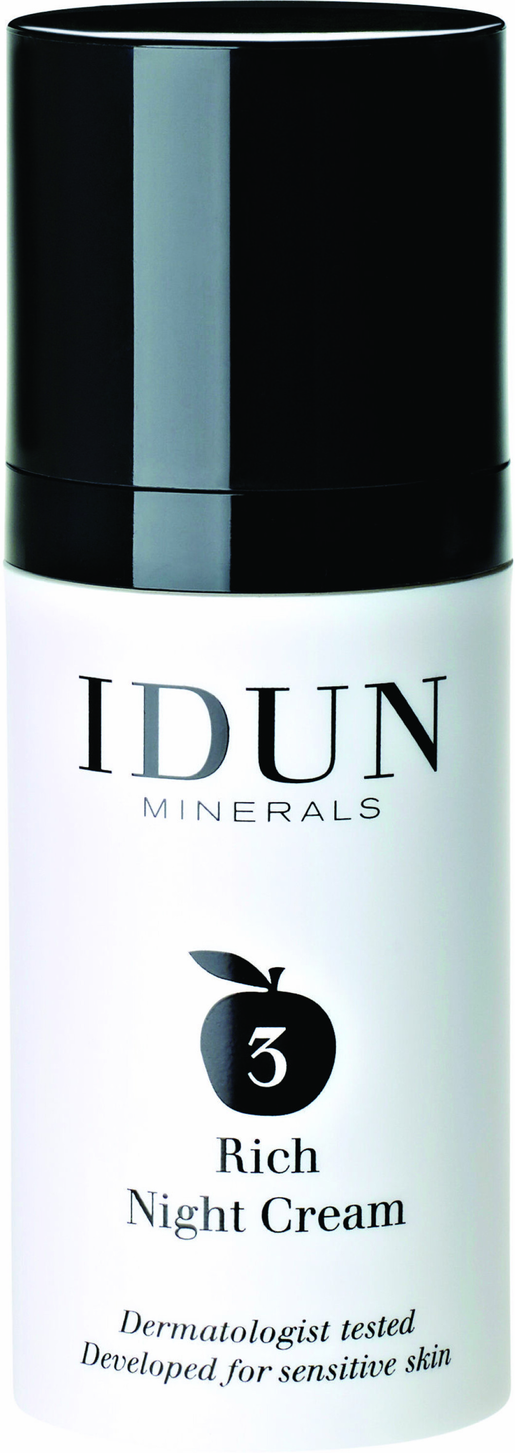 Idun minerals night cream