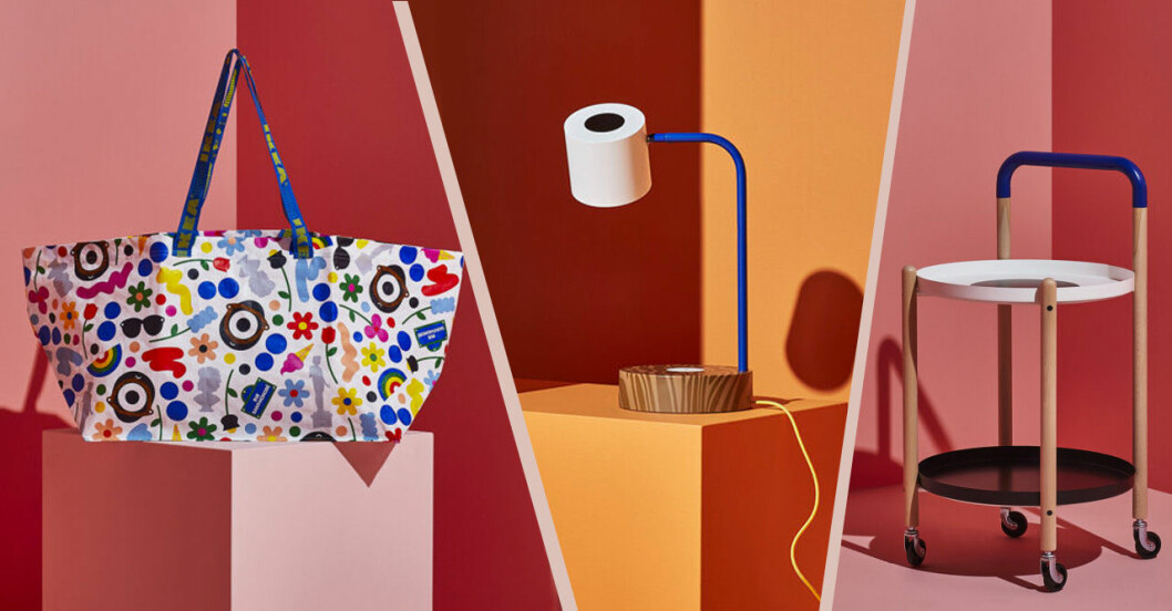Ikeas nya kollektion