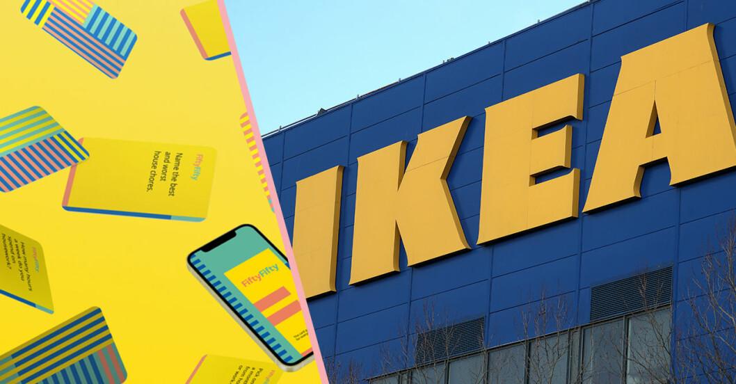 Ikea släpper spel för att skapa samtal om jämställdhet