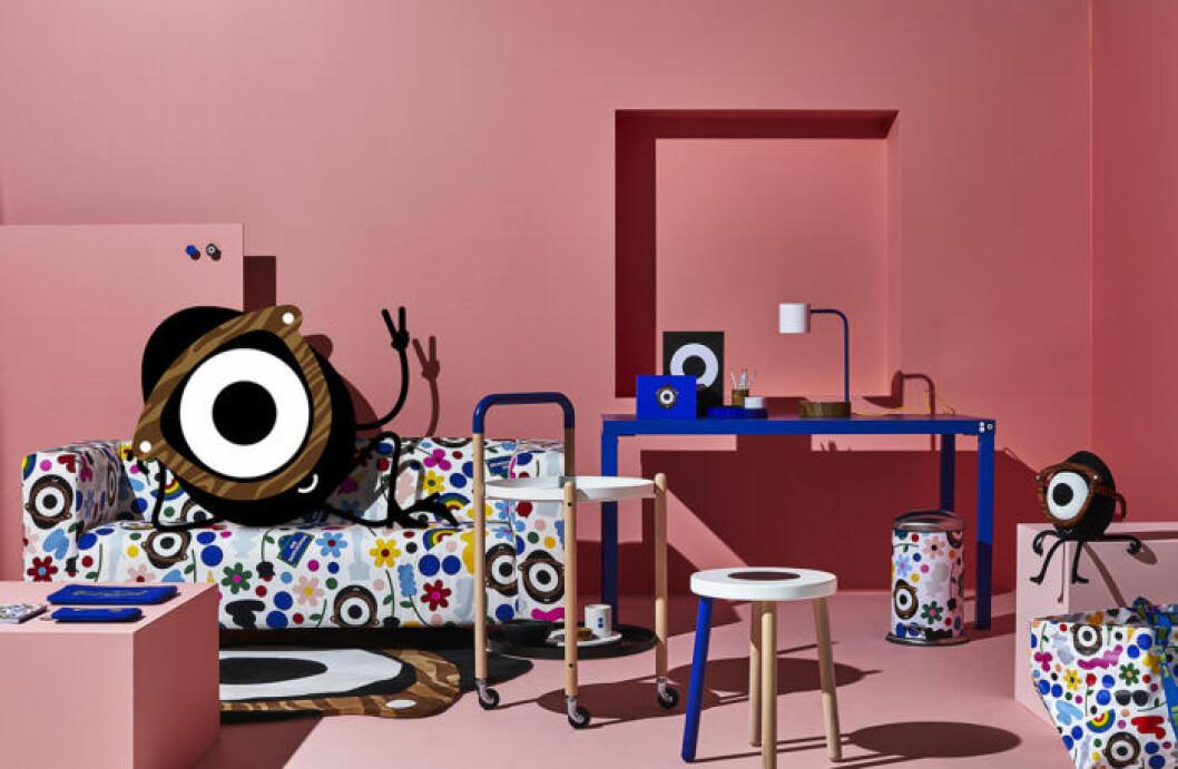 Här är Ikeas nya limiterade kollektion Förnyad