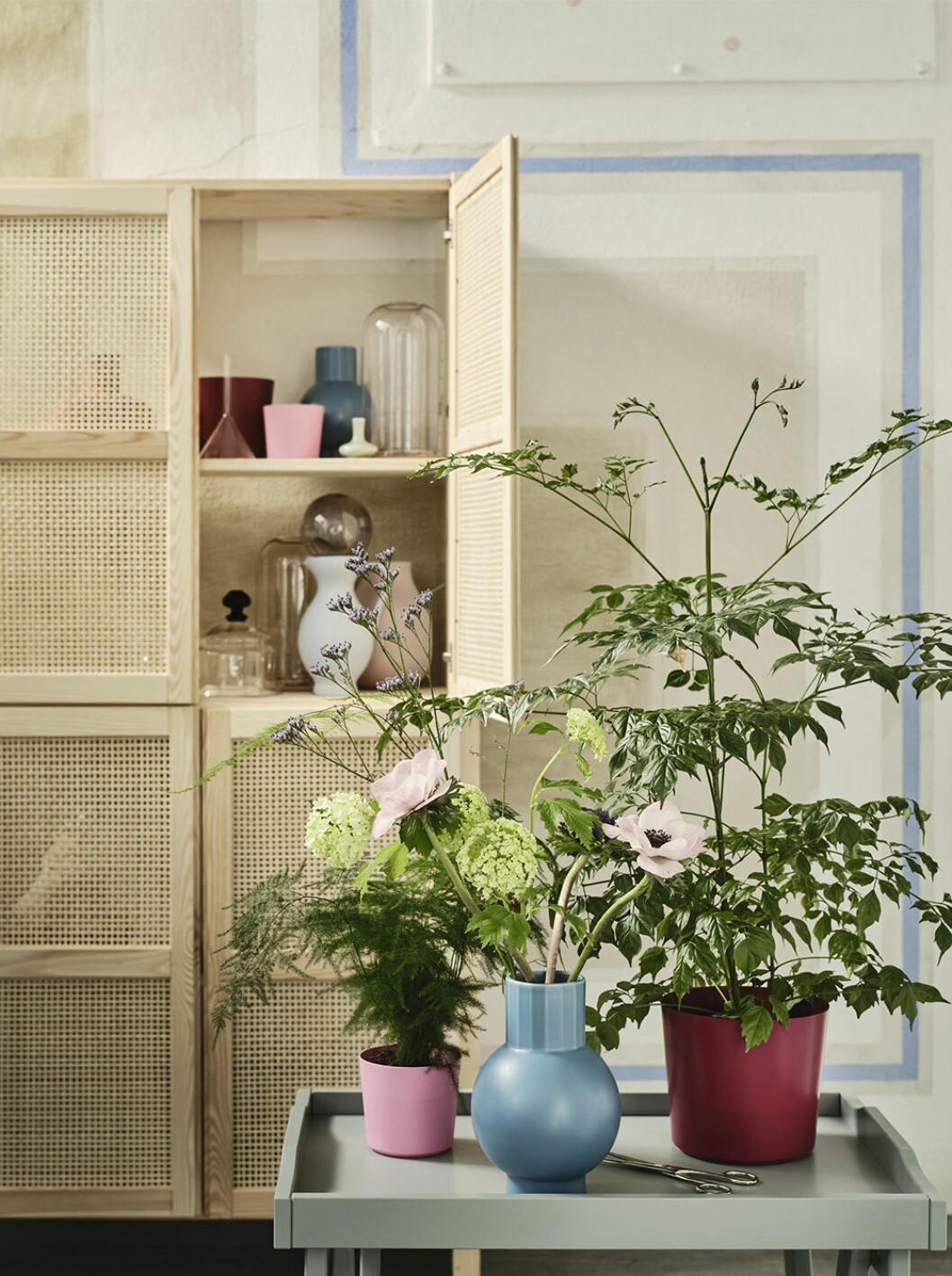 Ny vas från Ikea hösten 2020