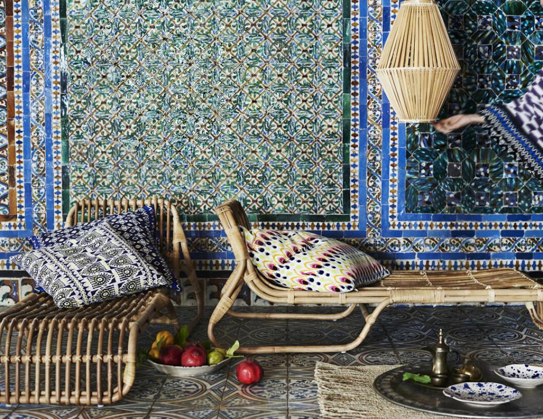 Ikea släpper kollektion med utemöbler inför sommaren 2017.