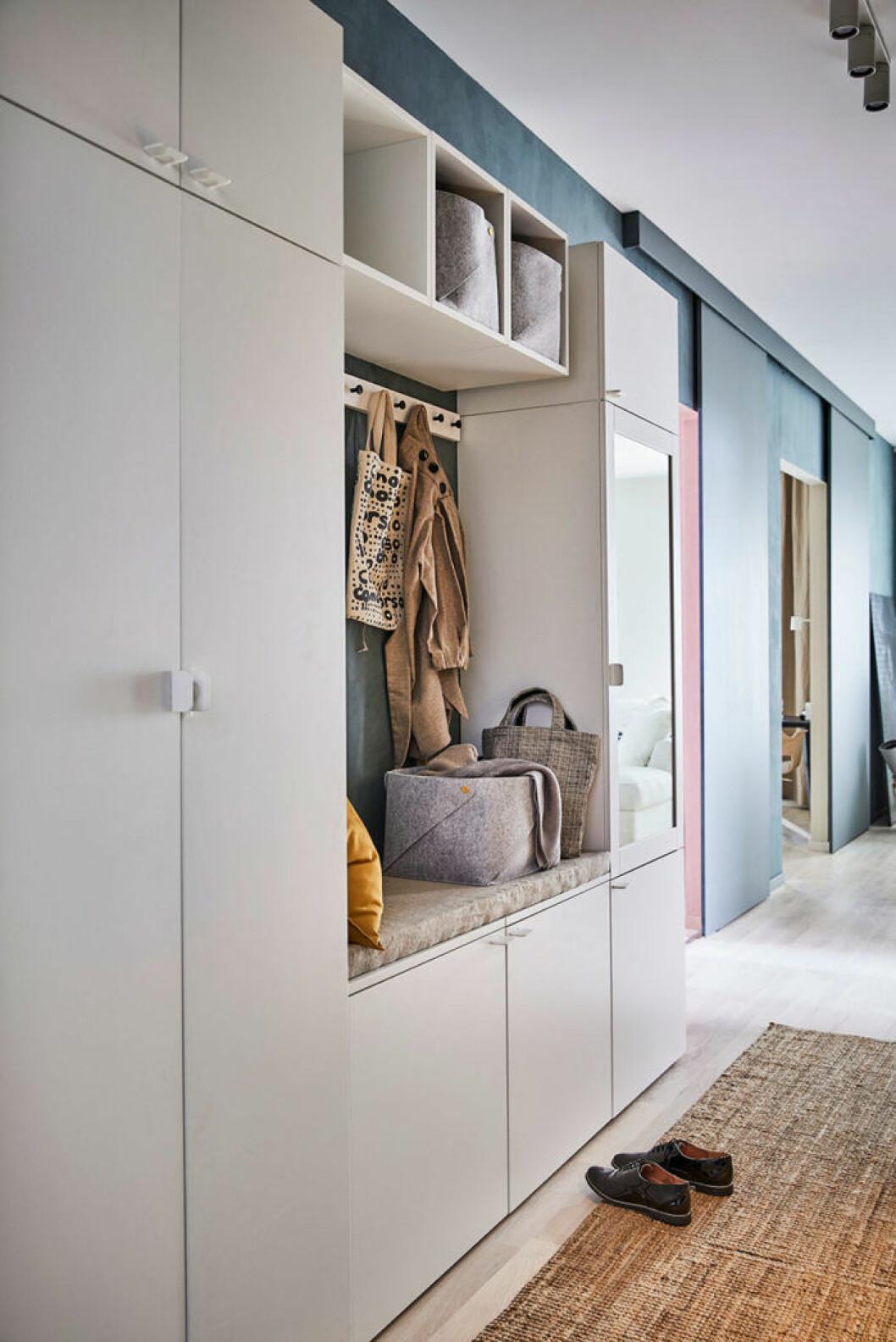 Ikea katalog garderob