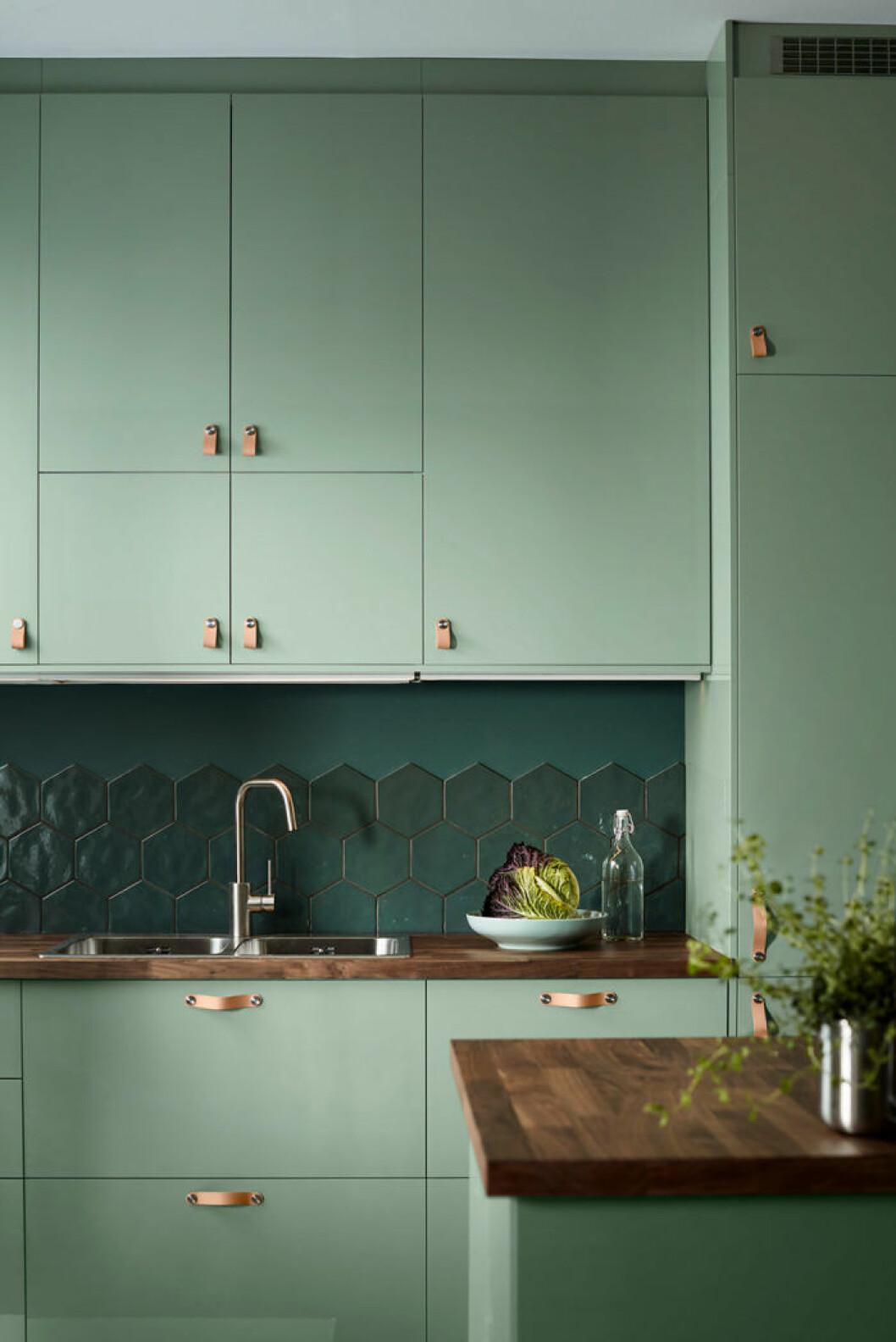 Ikea-katalogen 2019 grönt kök