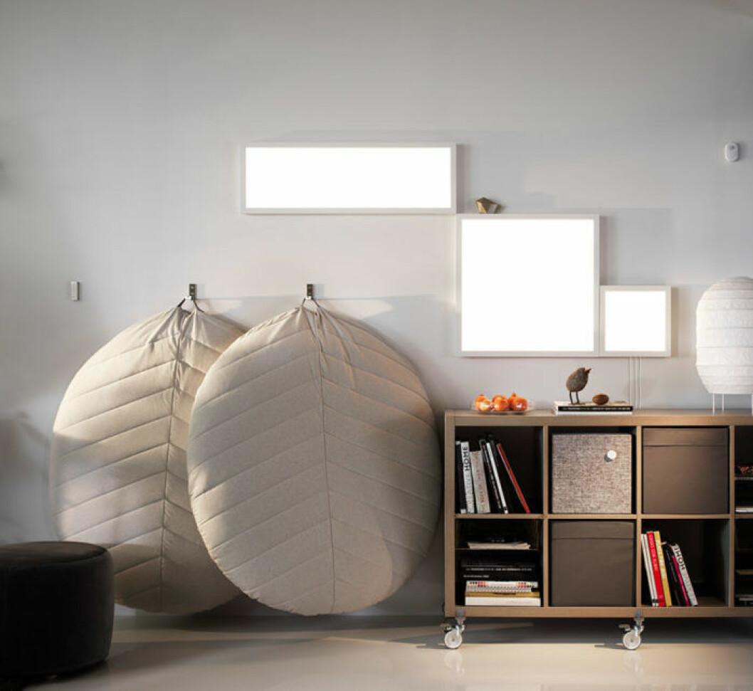 Ikea-katalogen 2019 ljuspanel