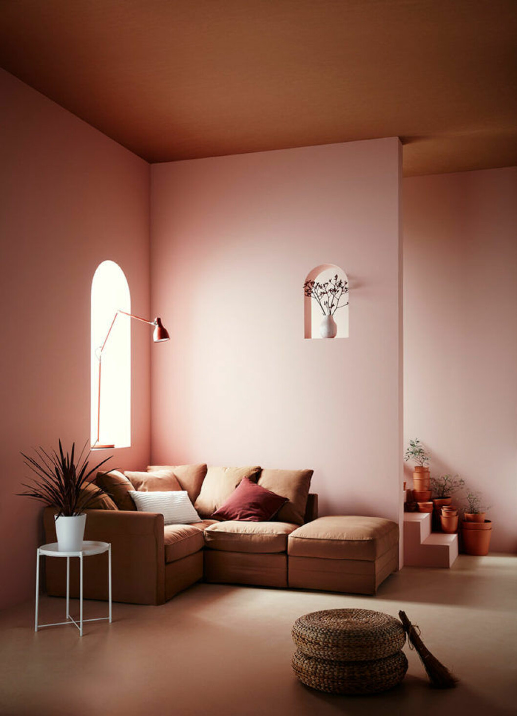 Ikea-katalogen 2019 rosa rost