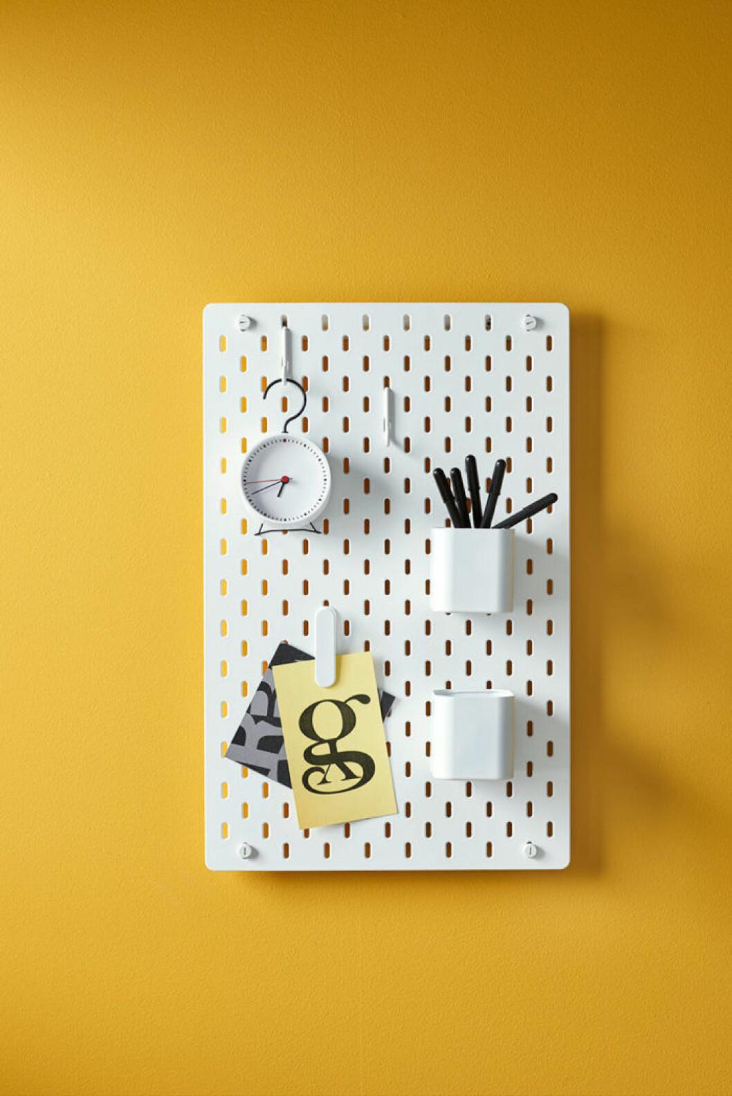 Ikea-katalogen 2019 väggförvaring