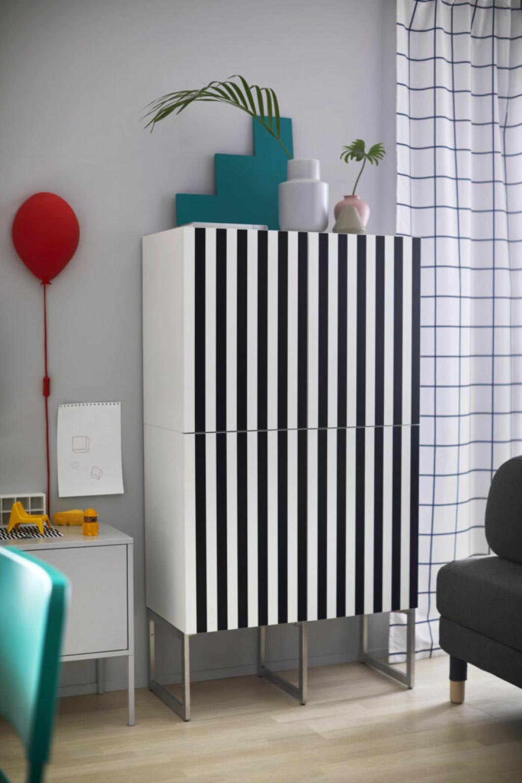 Ytterbyn är en av nyheterna i Ikeas-katalogen våren 2019