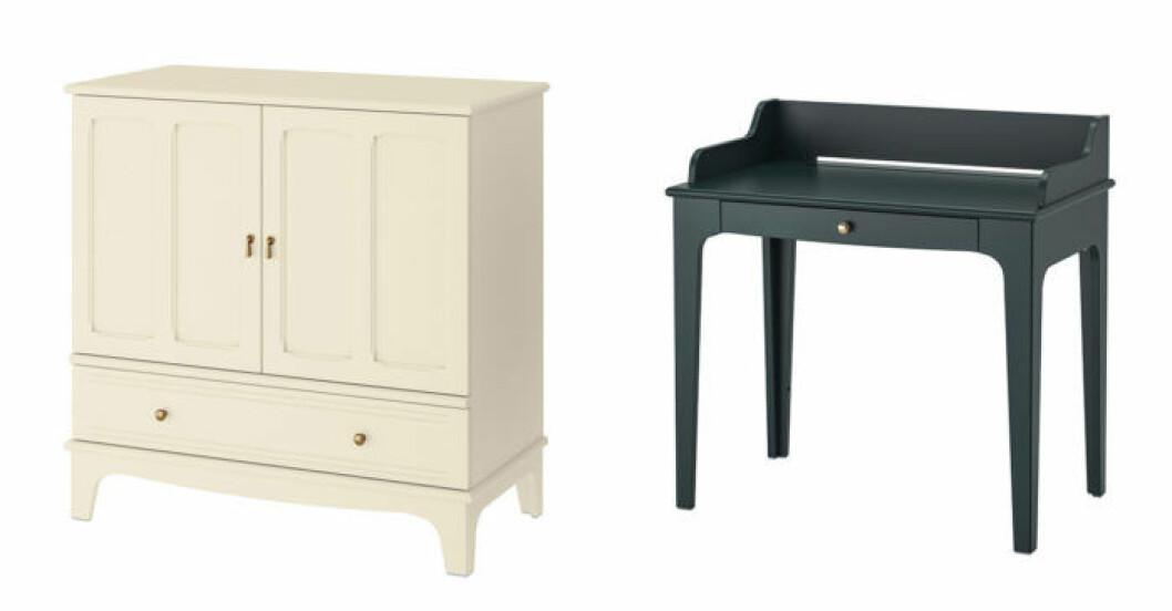 Ikea Lommarp skänk och skrivbord